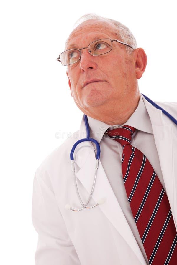 Doctor mayor fotos de archivo