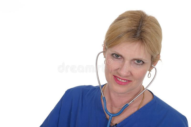 Doctor or Nurse 17 stock image