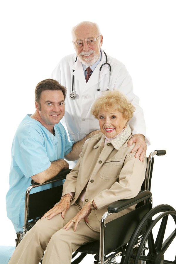 Download Doctor Nurse & Patient stock image. Image of health, care - 3701053