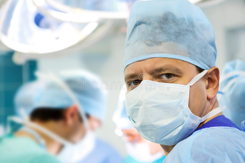Download Doctor in operation room stock image. Image of clinic - 16661733