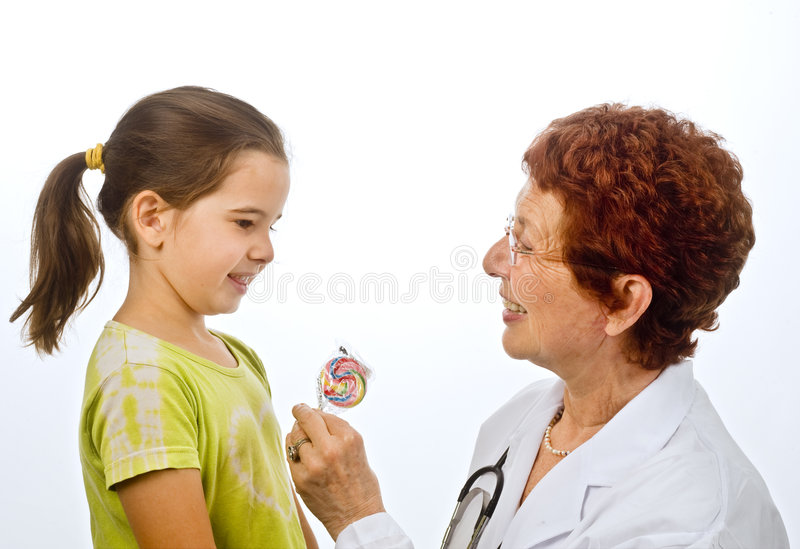 Download Doctor And Paitent Stock Photo - Image: 6722380