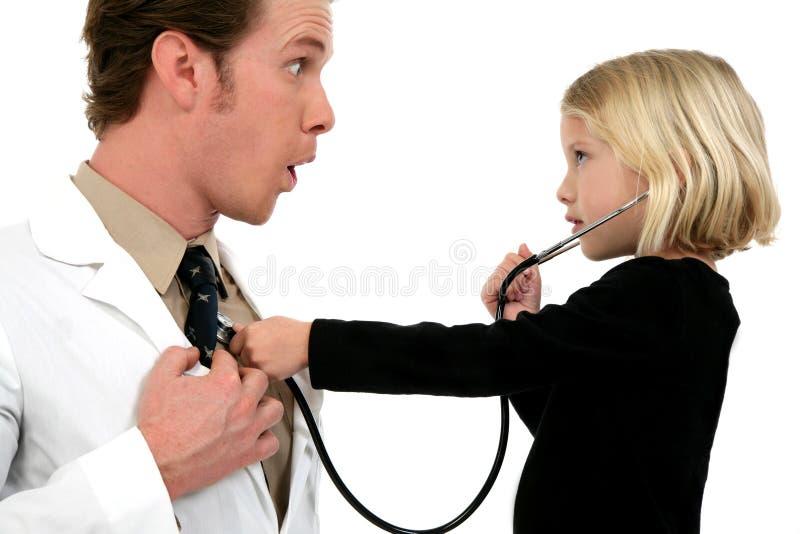 doctor patient στοκ φωτογραφίες