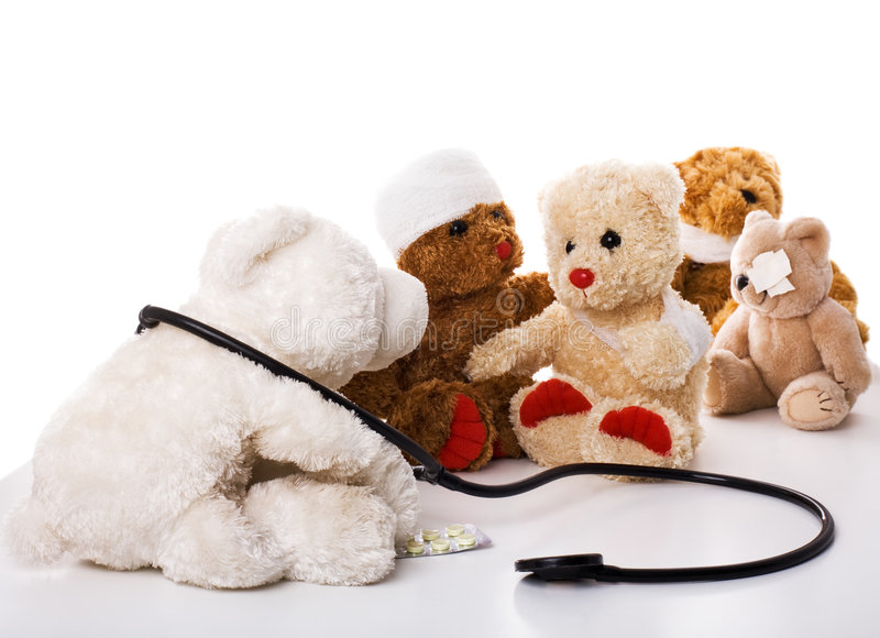 Download Doctor And Patients Royalty Free Stock Photography - Image: 5199427