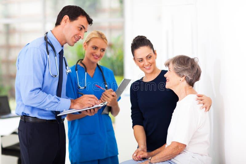 Download Doctor Prescription Patient Stock Photo - Image: 30691896