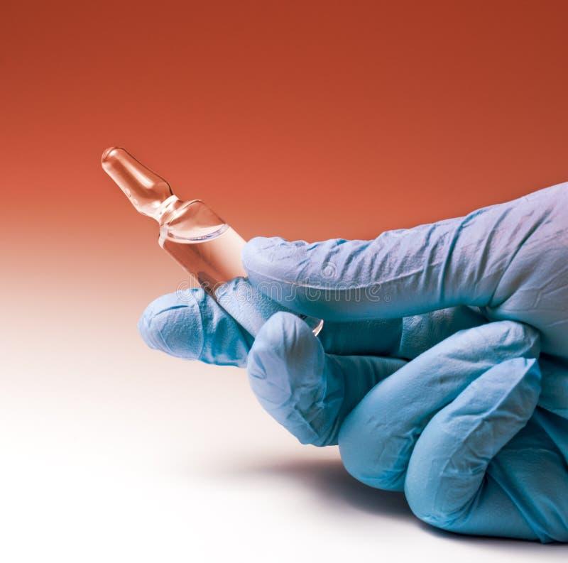 Antibiotikum arkivfoto