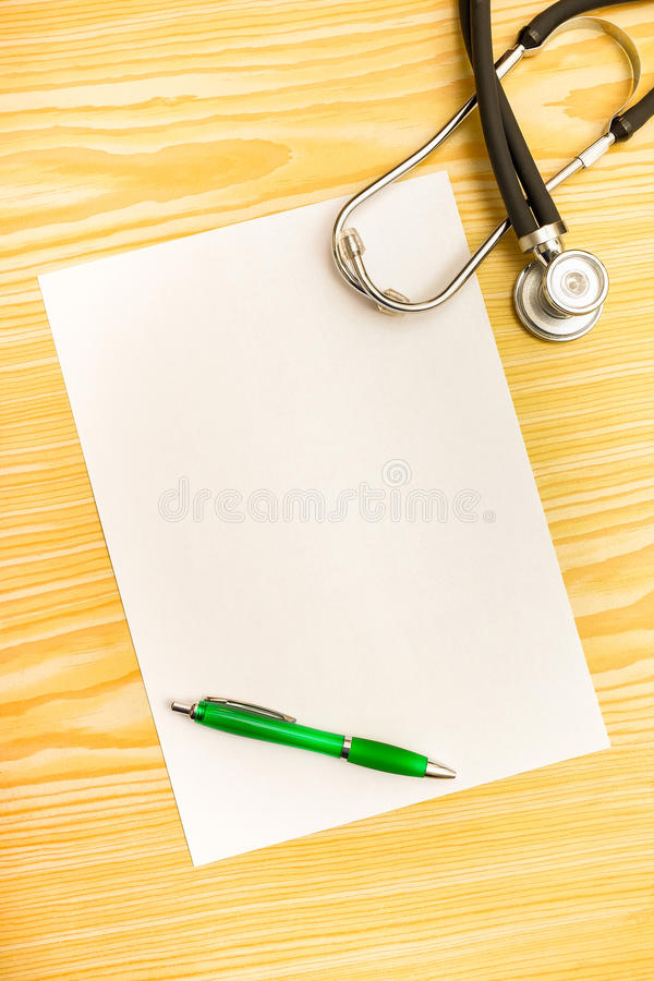 Download Doctor's table stock image. Image of health, space, equipment - 39081611