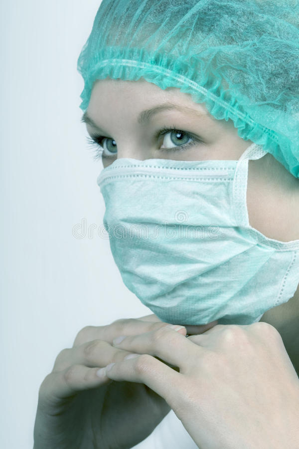 Download Doctor surgeon stock image. Image of head, adult, protective - 13974209