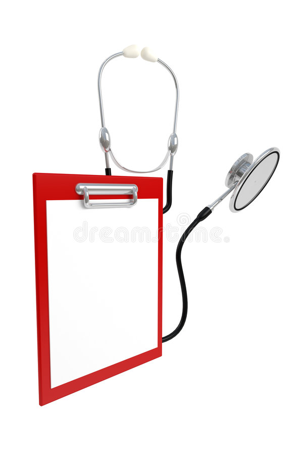 Doctor tools vector illustration