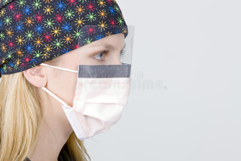Download Doctor Wearing a Mask stock image. Image of medicine - 10631881