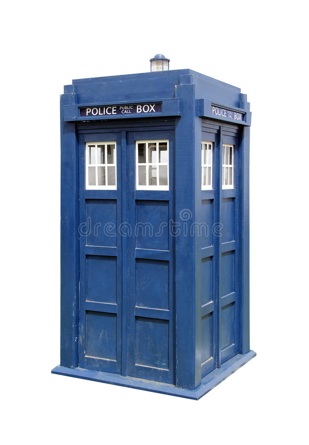 Free Doctor Who Tardis Time Machine Travel Space  Royalty Free Stock Photography - 31529717