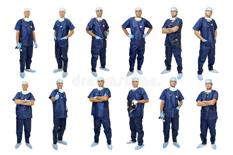 Doctors stock image