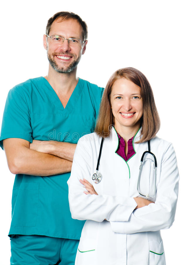 Download Doctors stock photo. Image of cute, hospital, clinic - 27548252