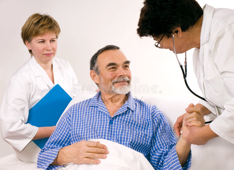 Doctors stock photography