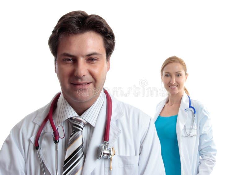 doctors royaltyfri fotografi