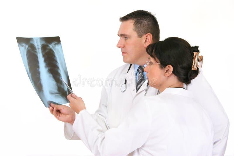 doctors läkarundersökning royaltyfria bilder