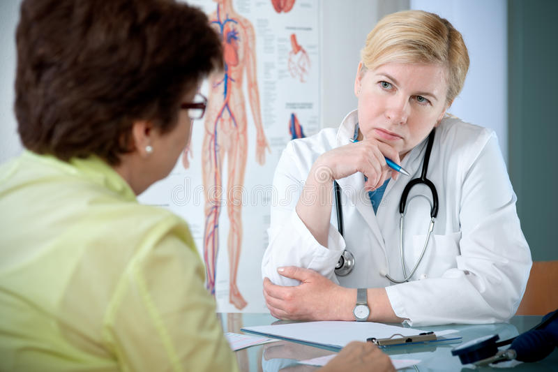 Download At the doctors office stock photo. Image of confidence - 13994624