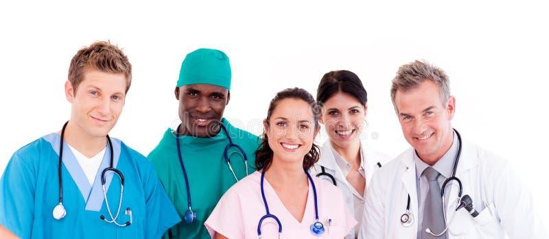 doctors ståenden arkivfoto