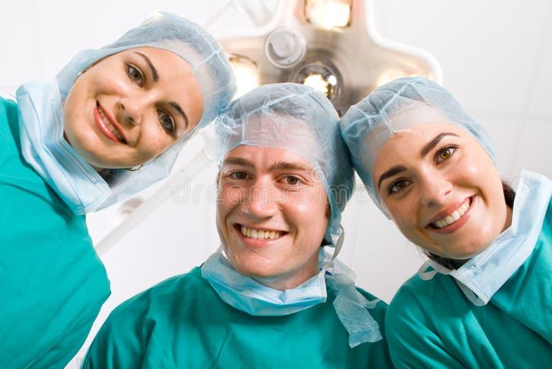 doctors vänskapsmatch fotografering för bildbyråer