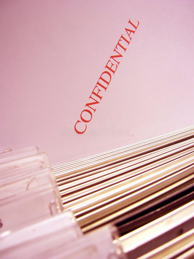 Document 003 stock afbeelding