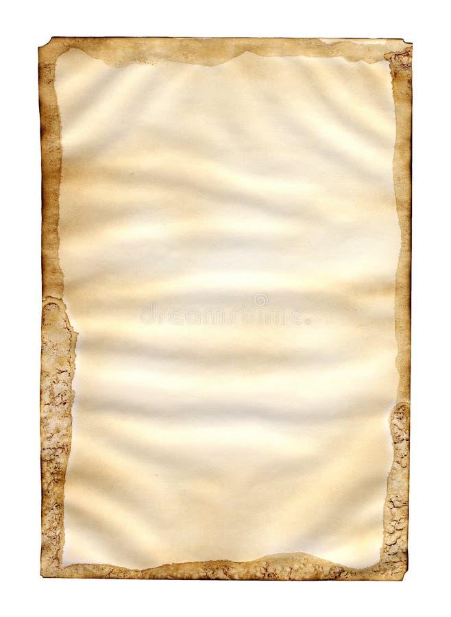 Document royalty-vrije stock afbeeldingen