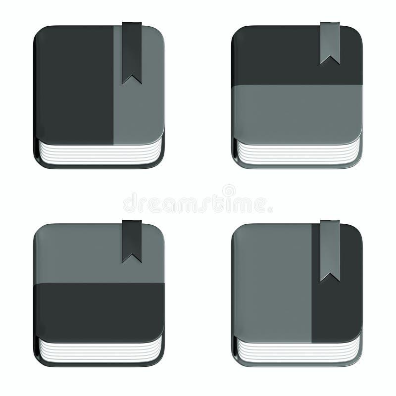 Download Document blokken stock illustratie. Illustratie bestaande uit aantekenvel - 54079333