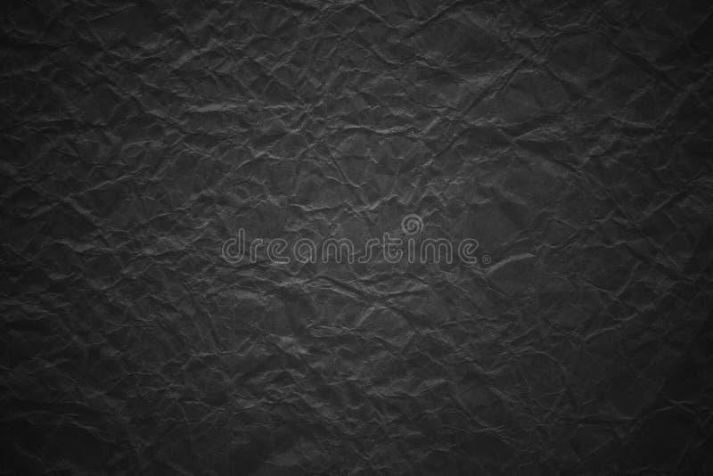 Document Donkere textuur als achtergrond Spatie voor ontwerp stock foto