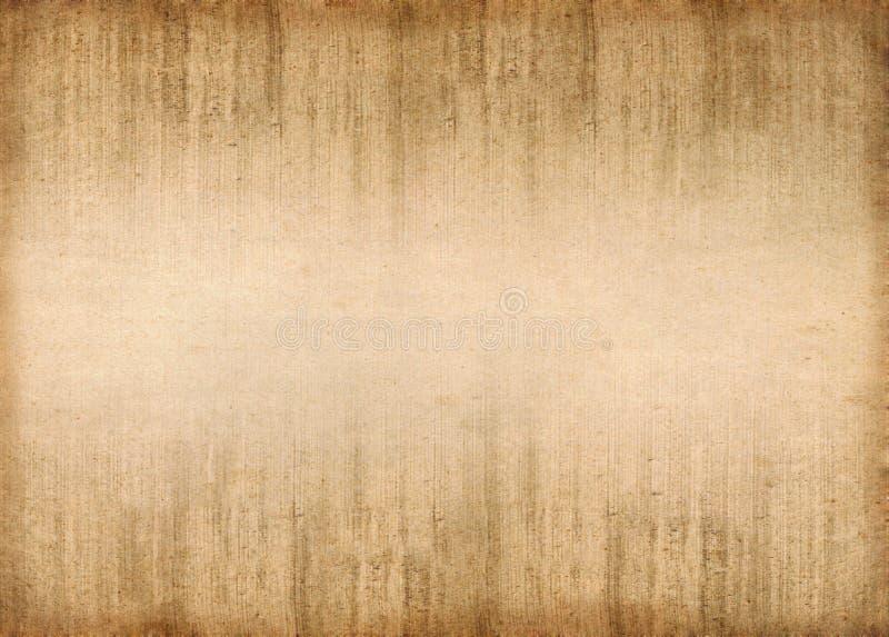 Document textuur met Lijnen royalty-vrije stock afbeelding