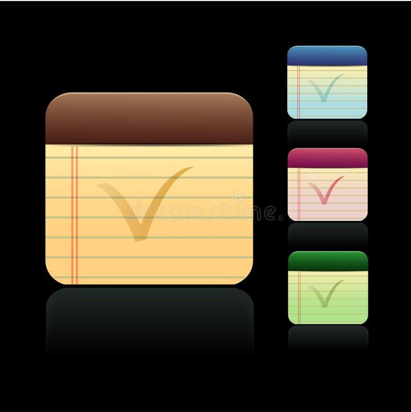 Document toespraakvector vector illustratie