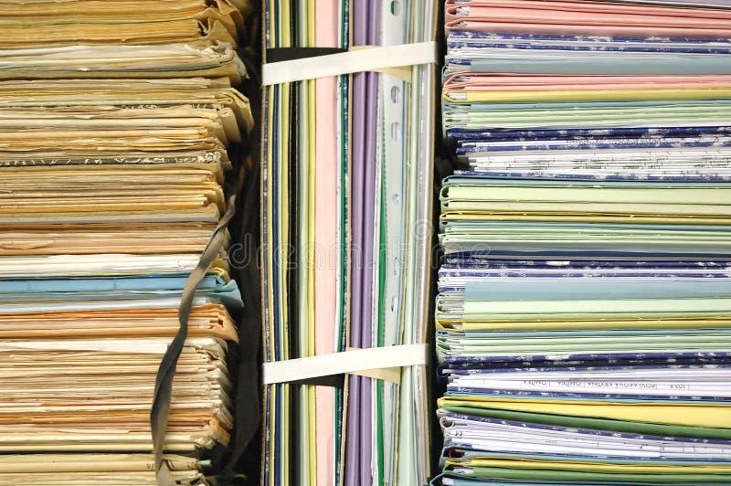 Download Documentación imagen de archivo. Imagen de límite, carpeta - 7283635