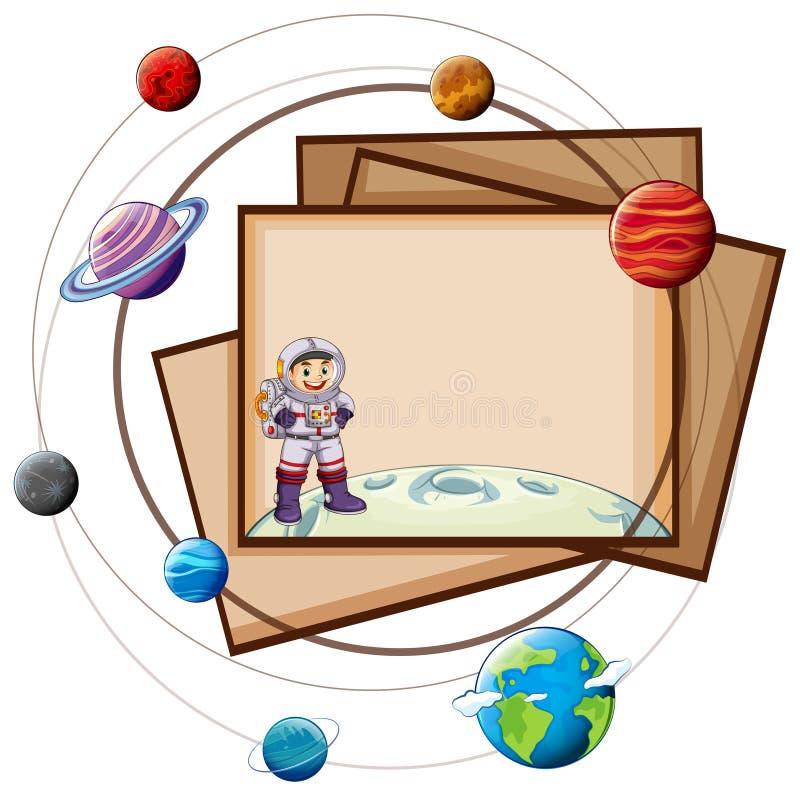 documenten stock illustratie