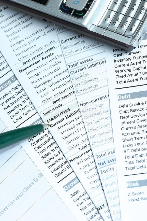 Documenti finanziari