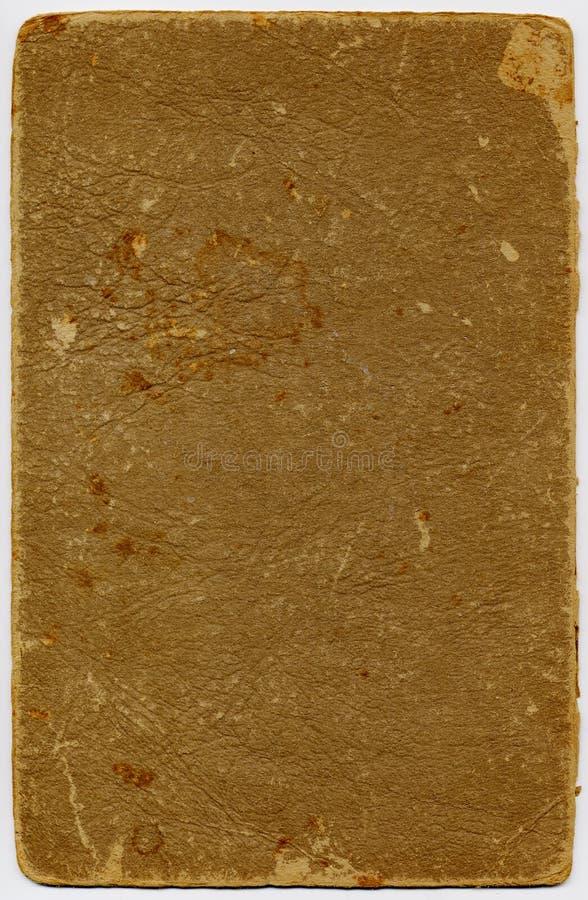 Documento 2 degli anni 20 dell'annata immagini stock libere da diritti