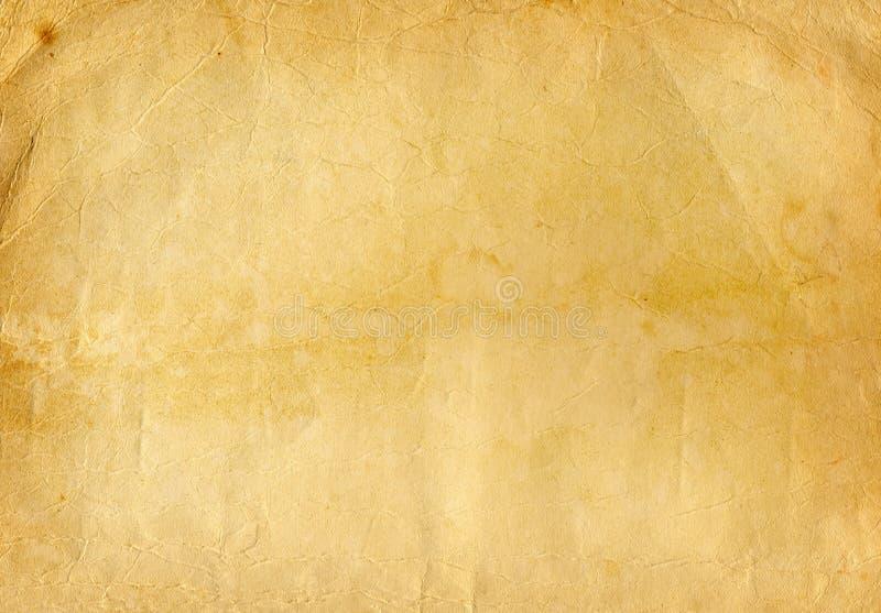 Documento antico illustrazione di stock