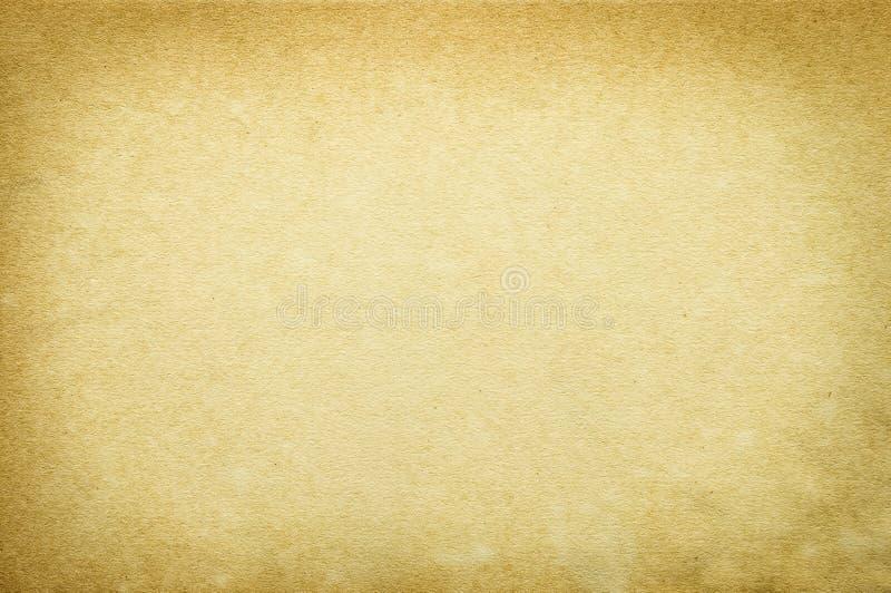 Documento antico con il gradiente circolare royalty illustrazione gratis