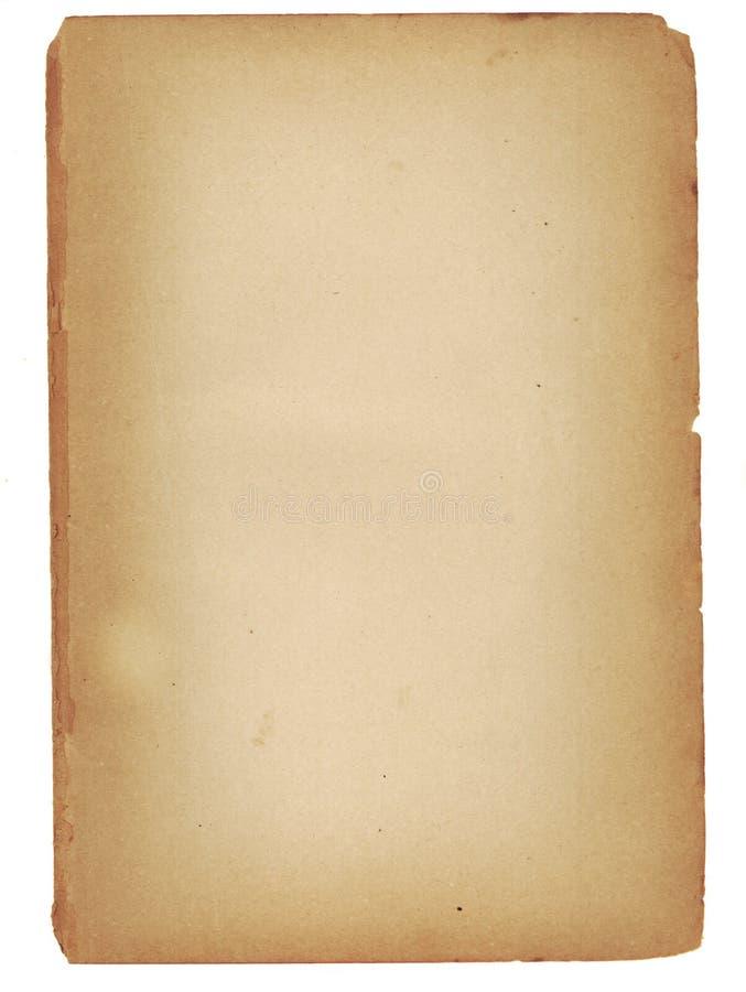 Documento antico di XL Grunge vecchio immagini stock