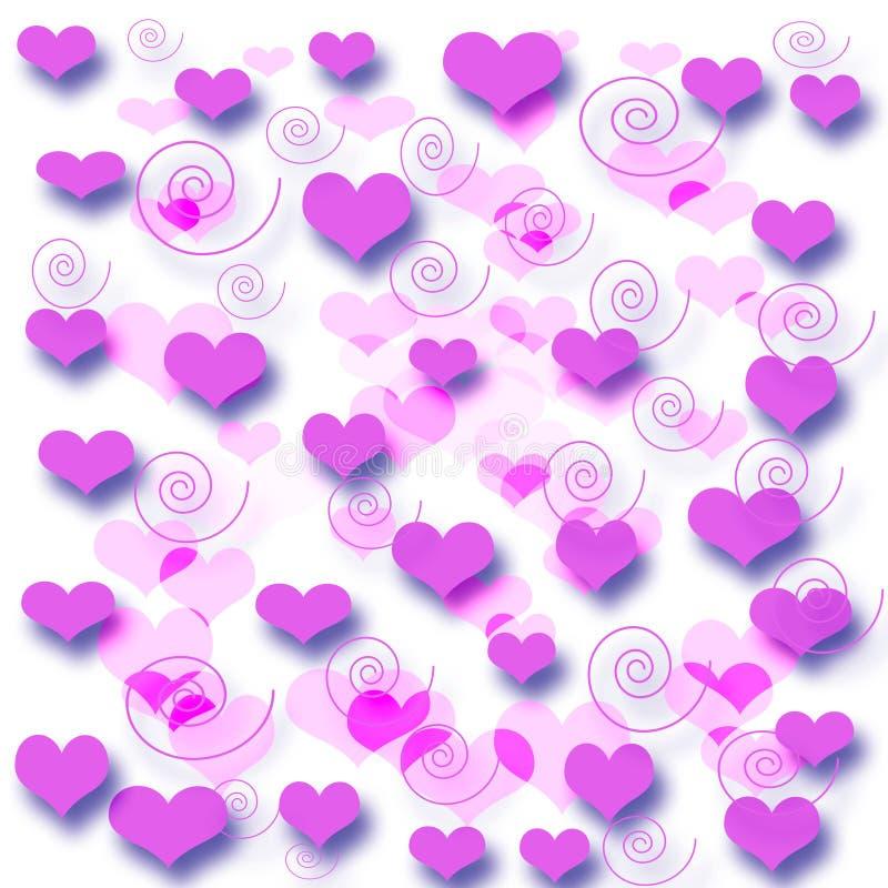 Download Documento Del Regalo Del Biglietto Di S. Valentino Illustrazione di Stock - Illustrazione di partito, valentine: 3883223