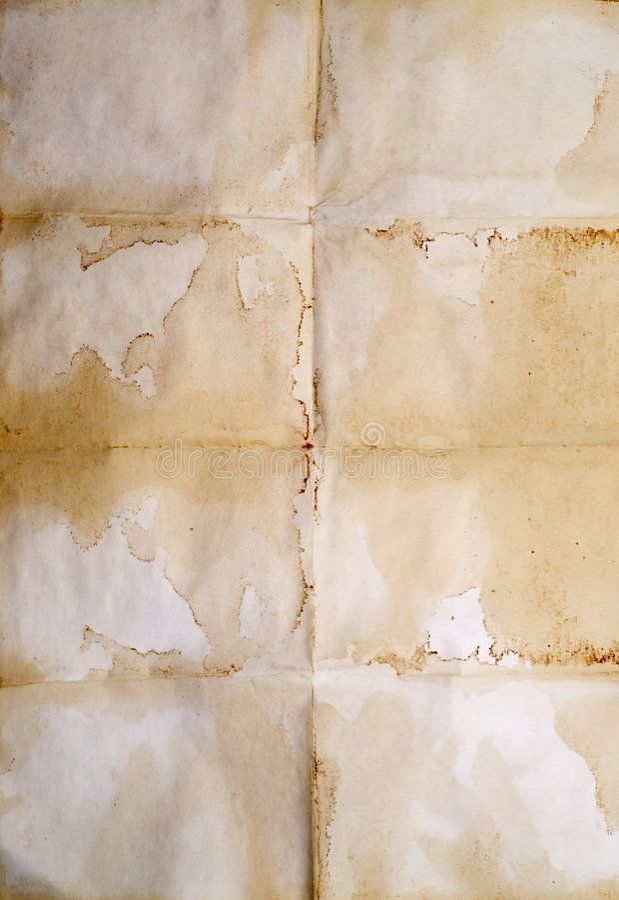 Documento di Grunge fotografia stock