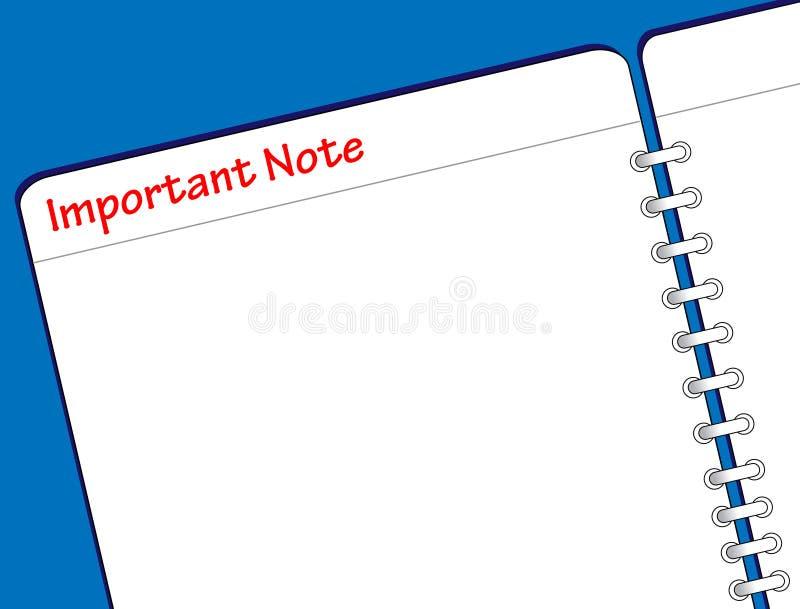 Documento di nota royalty illustrazione gratis