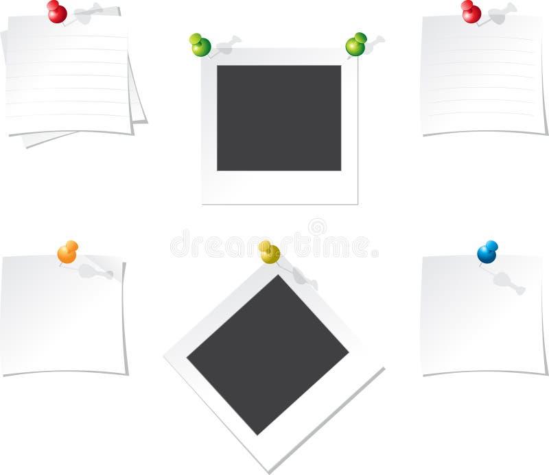 Documento di Ofice immagine stock