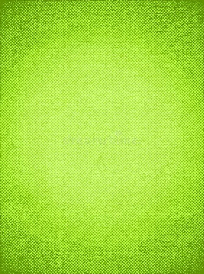 Documento Strutturato Verde Al Neon Immagini Stock Libere da Diritti
