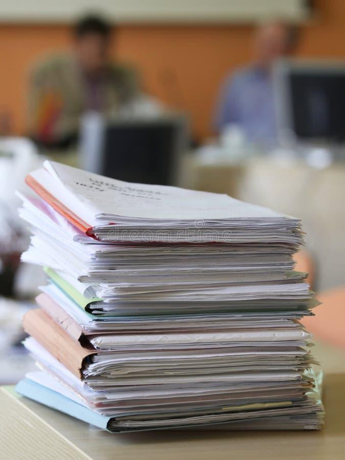 Documentos imagen de archivo