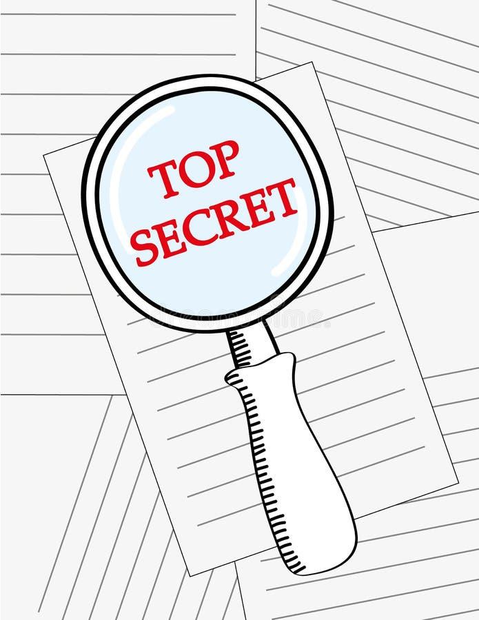 Documentos secretísimos libre illustration