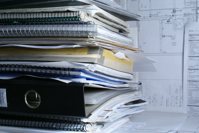 Download Documents in office stock photo. Image of document, information - 1839698