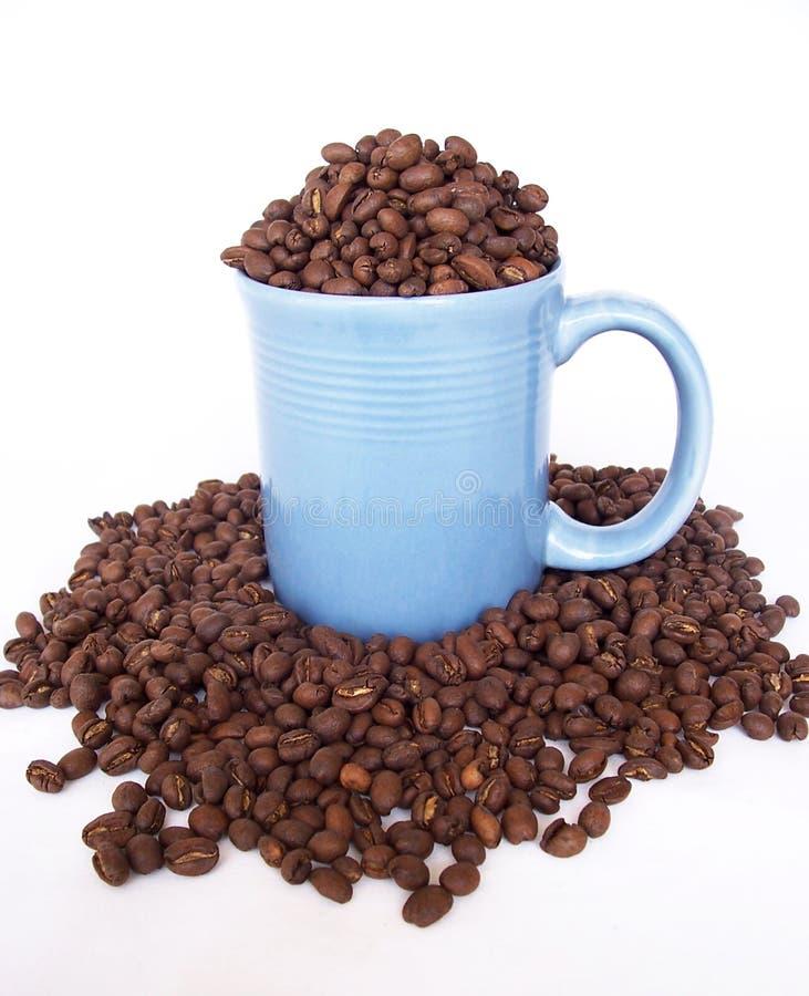 dodatkowe kawy silny fotografia royalty free