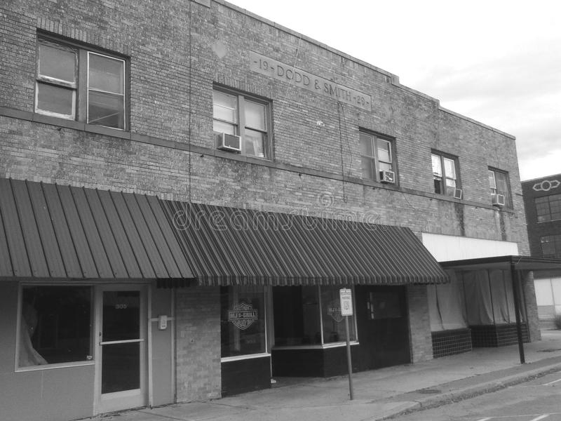 Dodd & Smith Building royaltyfri fotografi
