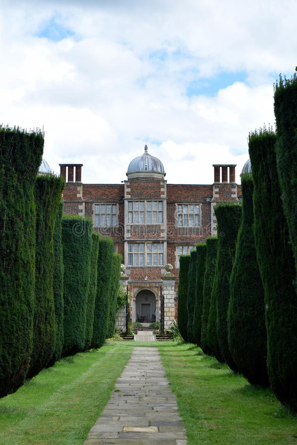 Doddington Hall zdjęcie stock