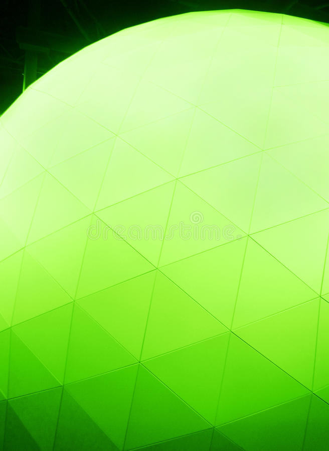 Dodecahedron ball background. A simple and elegant background photograph image of a symmetrical 3 dimensional shape of a dodecahedron made up of equilateral stock photography