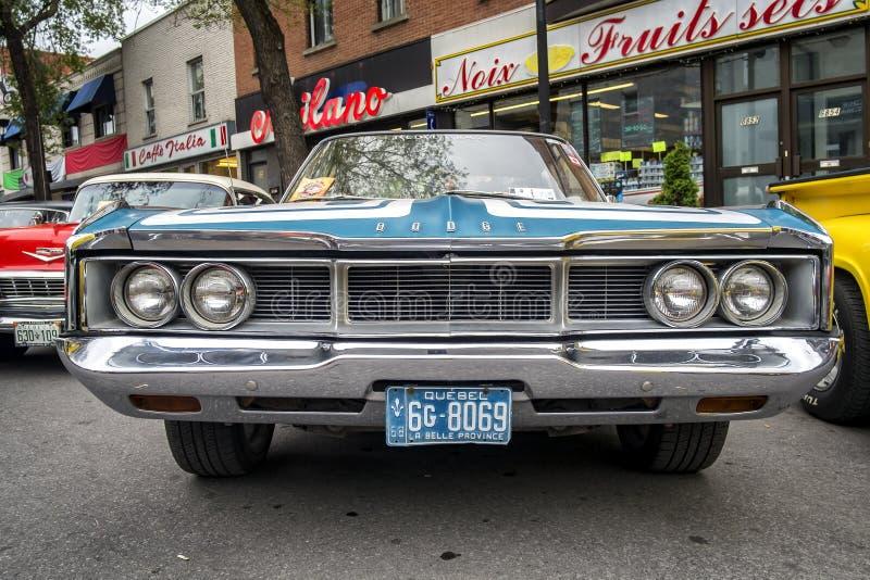 1968 Dodge photographie stock