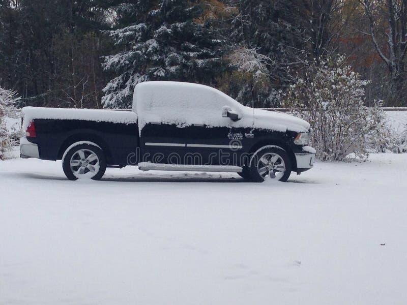 Dodge baranu 1500 bighorn obrazy stock