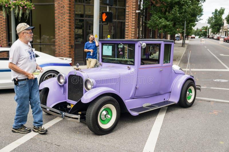 1925 Dodge-Broersstaatsgreep stock fotografie